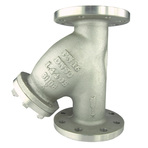 Y-STRAINER FLANGED - JIS SERIES