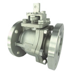 2-PC FLANGED BALL VALVE - ANSI SERIES