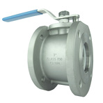 1-PC WAFER FLANGED BALL VALVE - DIN SERIES
