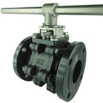 3-PC FLANGED BALL VALVE - DIN SERIES